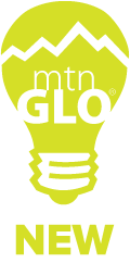 MTN GLO New - Custom Badge Shape