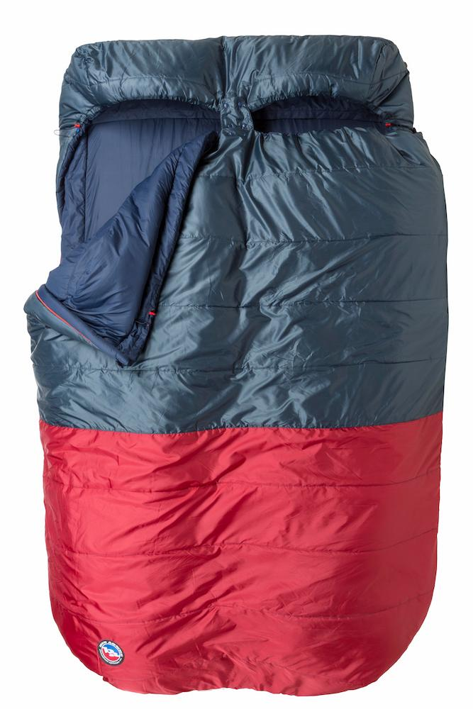 doublewide two person sleeping bag