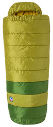Big Agnes Echo Park 0 degree tall and wide sleeping bag