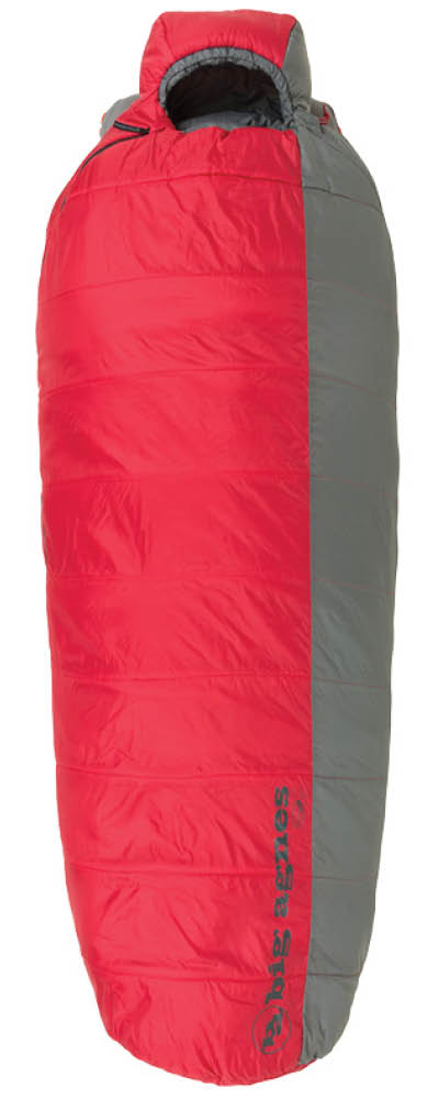 Encampment 15 Synthetic Fill Agnes System Bags Designed To Excel In All Conditions And Provide More Room Than A Mummy Bag