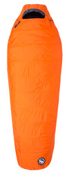 Big Agnes Lost Dog 15 degree sleeping bag with synthetic insulation