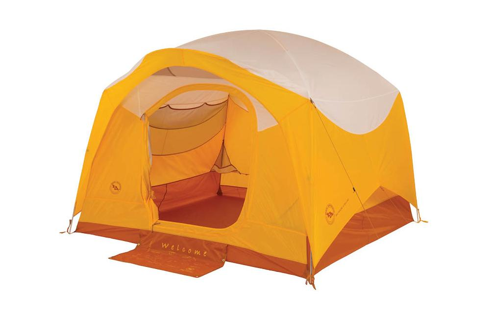 Big House 6 Deluxe  sc 1 st  Big Agnes & Big Agnes Big House 6 Deluxe