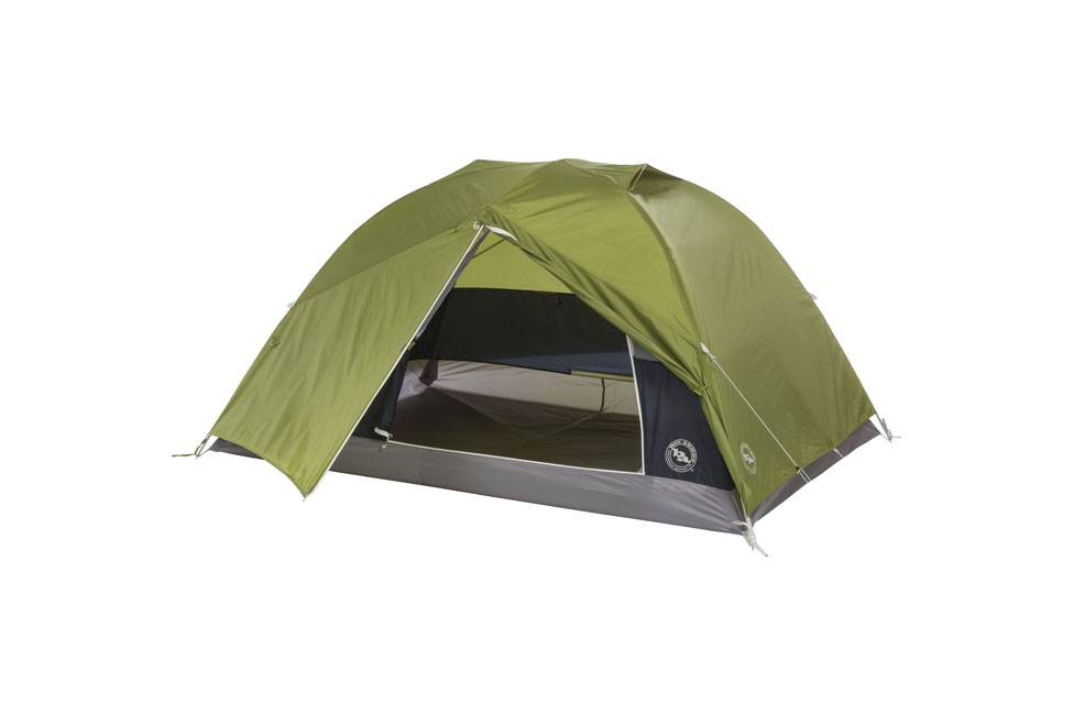 2person all around tent car camping