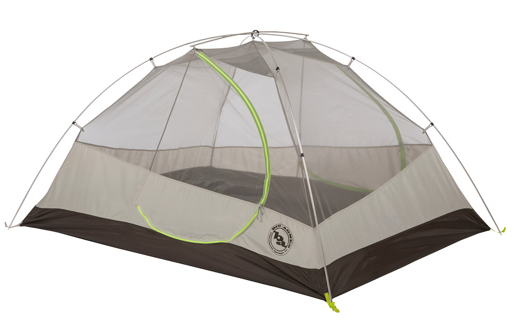 Msr Mo Room 2 Person Tent Tan Rust Accents With Rainfly