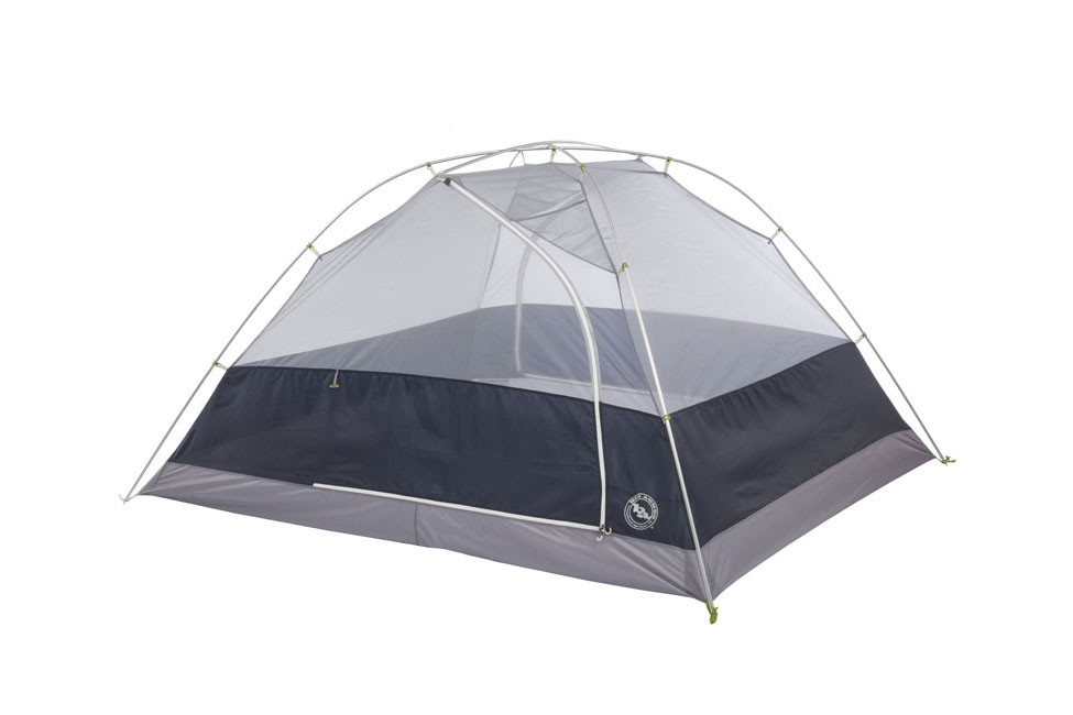 Big Agnes Blacktail 4 - 4 person tent for backpacking & camping
