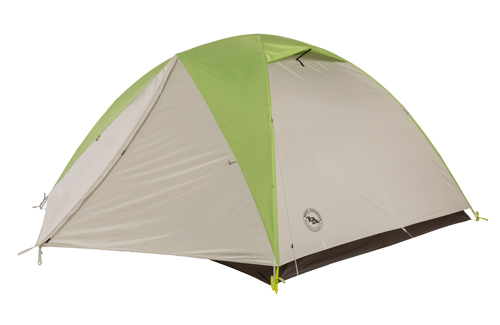 Big Agnes Blacktail 4 Package: Includes Tent and Footprint