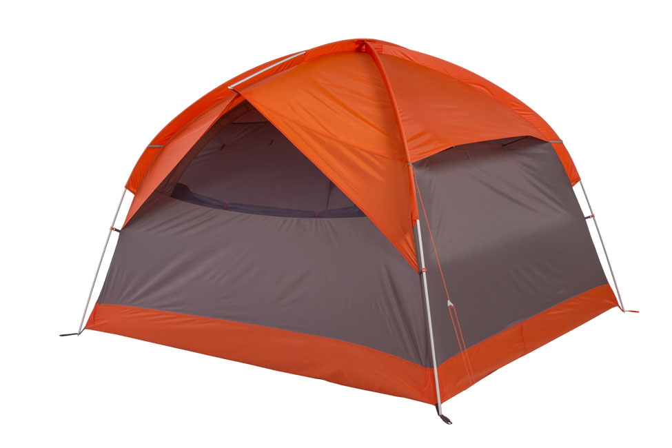 4 person family car camping tent