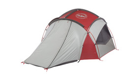 Big Agnes Guard Station 4 - 4-person, 4-season tent for high alpine expeditions