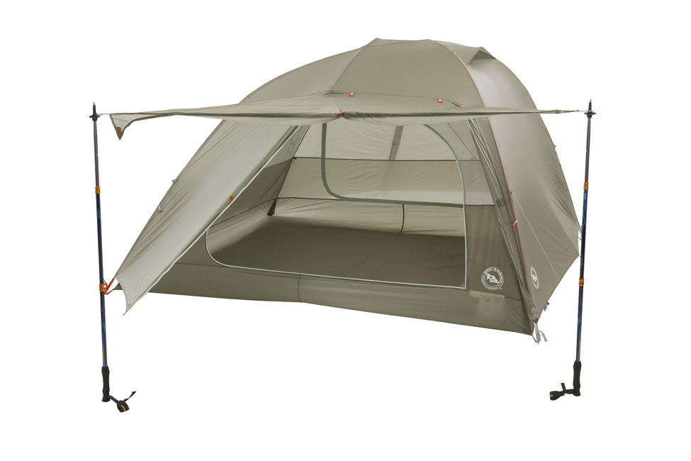 4person ultralight backpacking tent