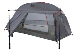 big agnes copper spur ultralight 1 person bikepacking tent with awning vestibules