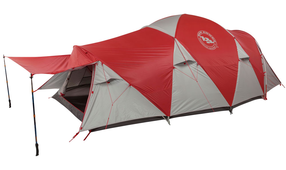 Big Agnes Mad House 6 - 6-Person, 4-Season Mountaineering Tent