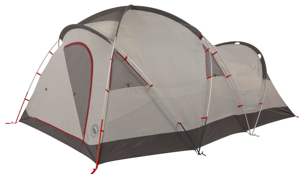 6 person 4 season deluxe group tent