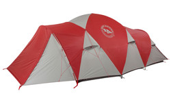 Big Agnes Mad House 8 - 8 person, 4 season mountaineering tent for winter camping
