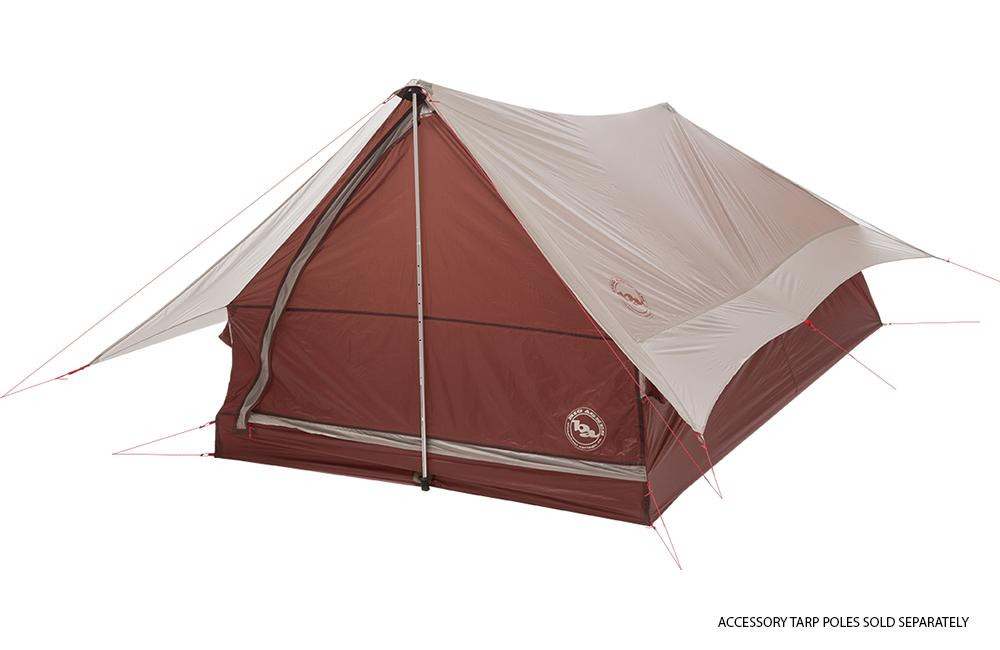 Scout UL2. Three season ultralight single-wall tents using trekking poles ...  sc 1 st  Big Agnes & Scout UL 2