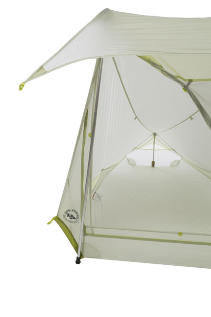 1person trekking pole backpack tent