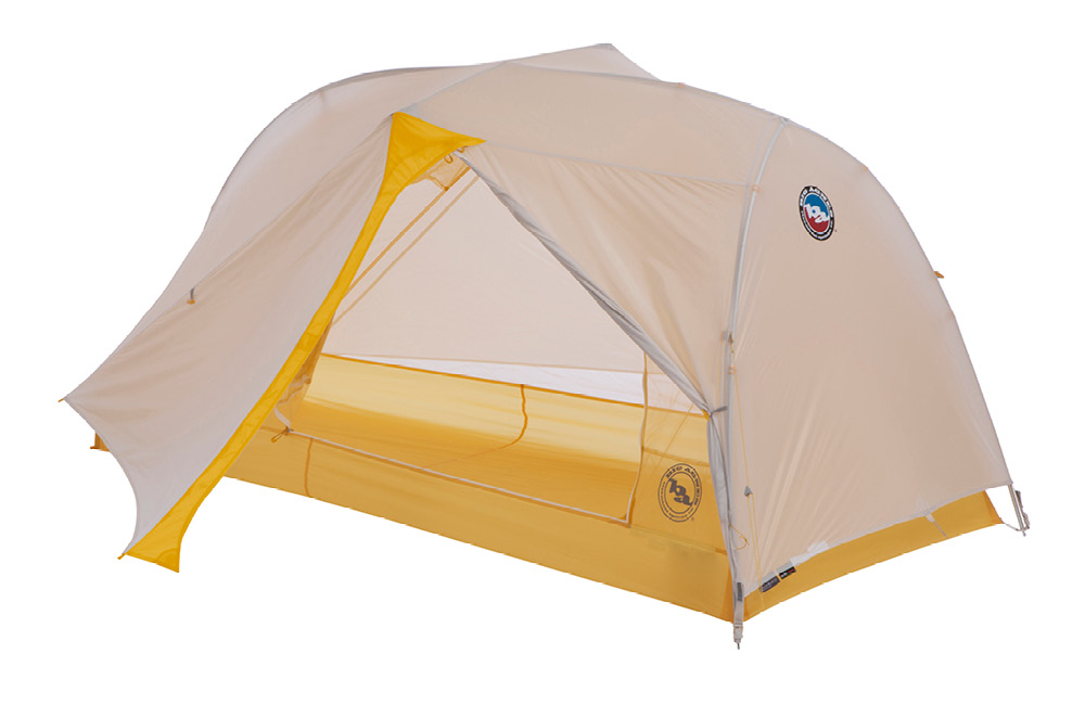 big agnes tiger wall ultralight 1 person backpacking tent made with solution dyed fabric
