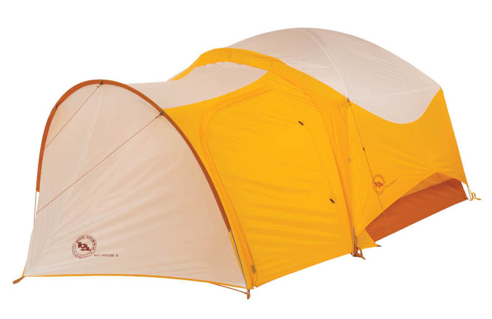 Big House 4 Accessory Vestibule  sc 1 st  Big Agnes & Backpacking Tents for Any Trail | Big Agnes